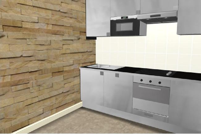 ipto design pino k che gr n esszimmer modern rustikal. Black Bedroom Furniture Sets. Home Design Ideas